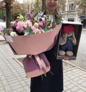 Букеты Доставка цветов