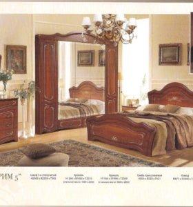 Спальный гарнитур Рим 5