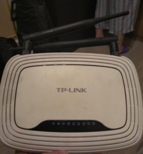 Роутер tp link wd841nd