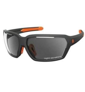 Очки scott vector LS (grey matt/neon orange grey l