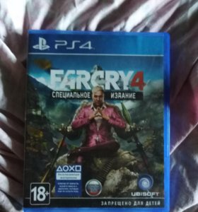 Игра для Ps4 far cry4