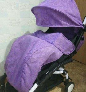 Сменный текстиль на коляску