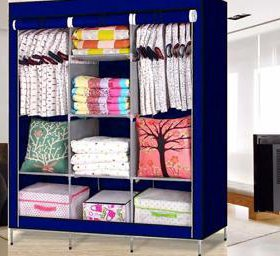 Новенький шкаф Storage Wardrobe для одежды