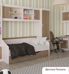 Паскаль спальня