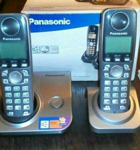 Радиотелефон Panasonic kx-tg7206