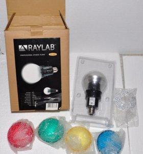 Лампа-вспышка Raylab RP-mini нерабочая