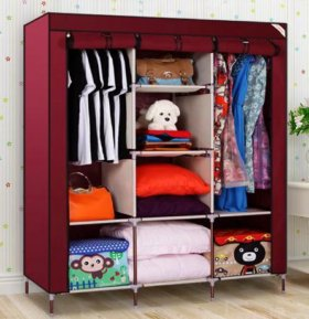 Складной шкафчик Storage Wardrobe для одежды