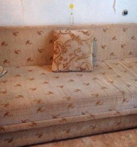 Продам диван раскладной. Самовывоз