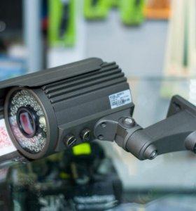 Уличная проводная камера bw90th (АНАЛОГОВАЯ)