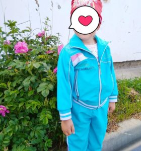 Спортивный костюм 98-104