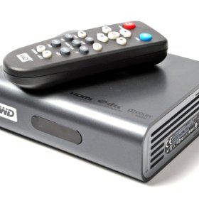 Медиаплеер Western Digital WD TV Live