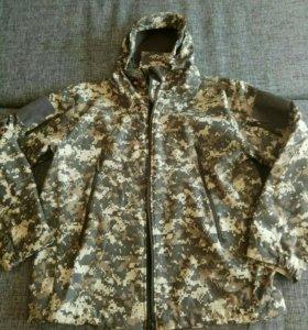 Комуфляжная куртка