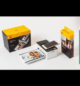 Мобильный принтер для печати фотографий