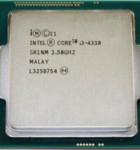 Intel Core i3 4330 (LGA 1150)