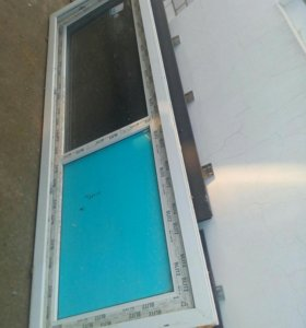 Двери балконные
