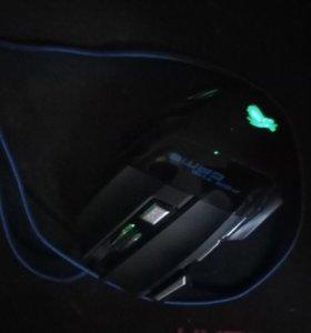 Игровая «геймерская» мышь для пк