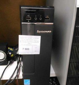 БУ Системный блок Lenovo Процессор J1800 2410 МГц