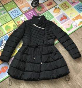 Куртка тёплая ( холодная осень - зима)