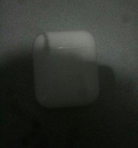 Беспроводные наушники apple (реплика)