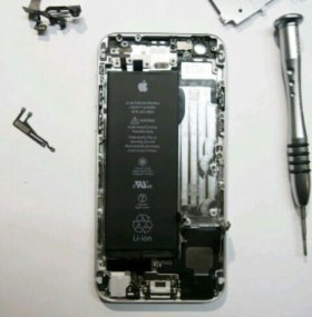 Выездной ремонт iPhone iPad