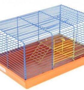 Клетка для животных(хомячков) маленькая
