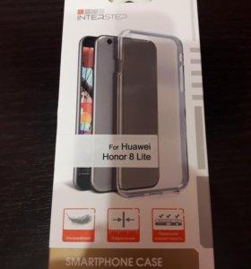 Силиконовый чехол на Honor 8 Lite