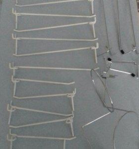 Крючки для фальшпанели
