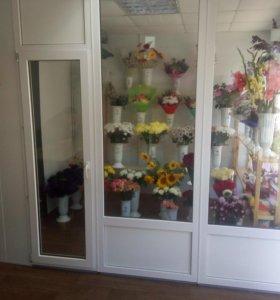 Готовый Бизнес цветы и подарки