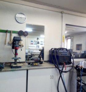 Изготовление металлоконструкций, узлов, механизмов