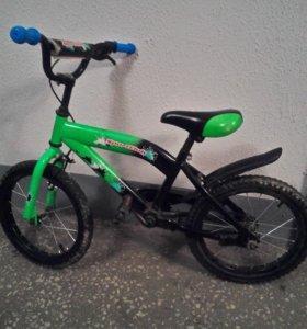 Велосипед детский 16'' б/у