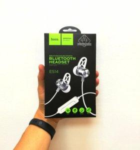 Спортивные Bluetooth наушники Hoco ES14