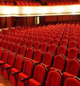 Билетёр в театр / концертный зал