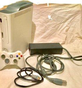 Xbox 360 Lt 3.0 + Игры