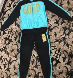 Спортивный костюм Gold