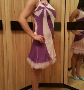 Платье для бальных танцев или для праздника