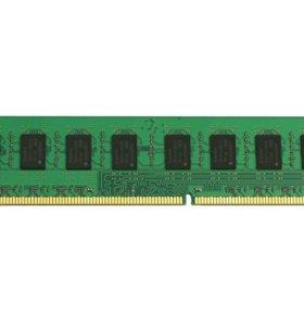 ОЗУ DDR3/8GB (1600MHz)