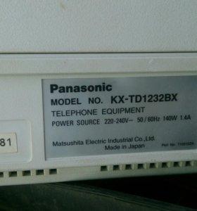 АТС Panasonic KX- td 1232bx