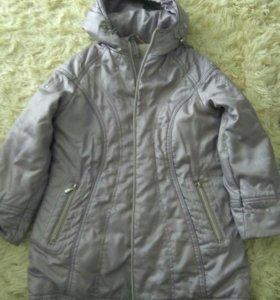 Пальто зимнее шалуны
