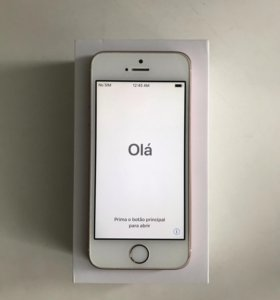iPhone SE 128 Gb Rose Gold