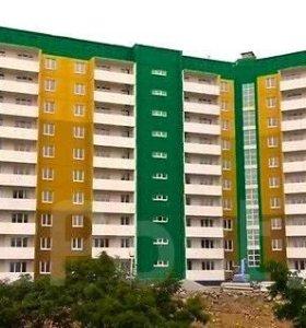 Квартира, свободная планировка, 38 м²