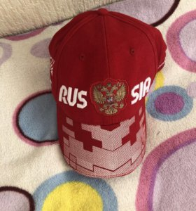 Кепка от экипировки сборной России Forward