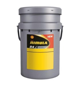 Масло shell Rimulla R4 X 10w40