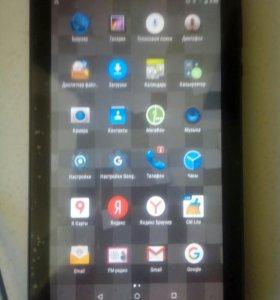 Irbis TZ50 планшет