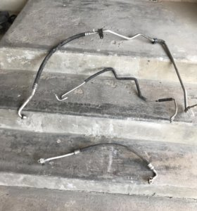 Трубки на кондиционер на Мицубиси