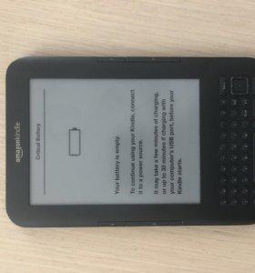 Kindle - электронная книга D00901