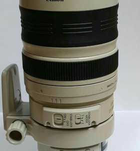 CANON EF 100-400 1:4.5-5.6 L iS