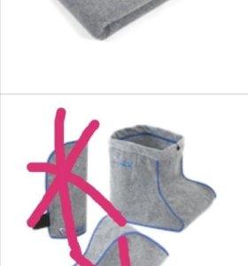 Одеяло и валенок на две ноги Денас ОЛМ