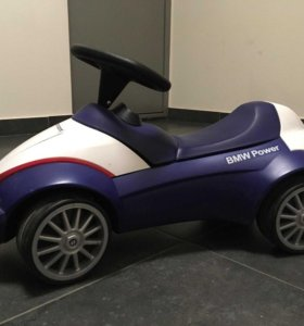 Машинка-беговел BMW-power