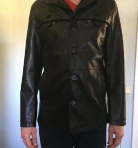 Куртка кожаная из натуральной кожи
