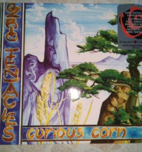 "OZRIC  TENTACLES ""SURIOUS CORN"" 1997 CD"